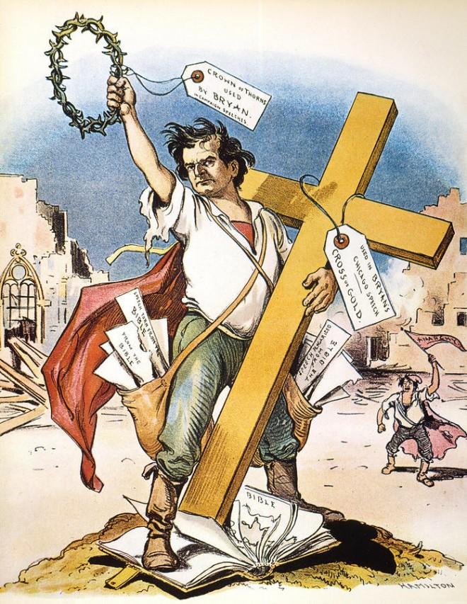 Los católicos y los movimientos populistas de Estados Unidos
