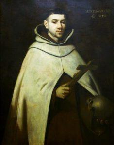 St. John of the Cross by Francisco de Zurbarán, 1656 [Archdiocesan Museum of Katowice, Poland]
