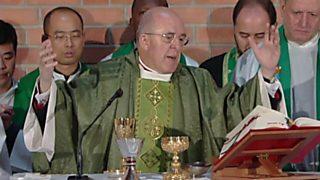 Crítica a la misa de ayer de TVE2 celebrada por Osoro