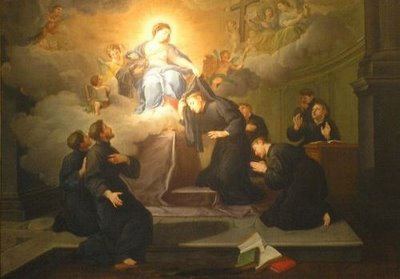 Santo del día 17 de febrero: Los 7 Santos Fundadores (+Siglo XIII)