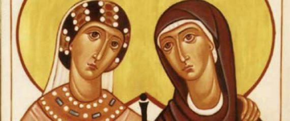 Santo del día 7 de marzo: Santas Perpetua y Felicidad, mártires (+202)