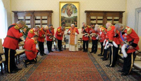 Papa Francisco en Egipto busca la paz y la guerra en la Soberana Orden de Malta
