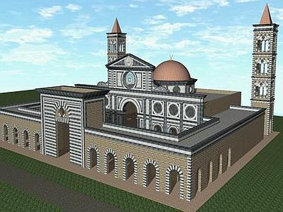El Papa emigrante, Alitalia y Egipto y la Gran Mezquita de Florencia