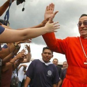 Descubra la biografía y obra de Oscar Andrés Rodriguez Maradiaga, Arzobispo de Tegucigalpa. Toda la información de la Santa Sede y la Iglesia, a tu alcance.