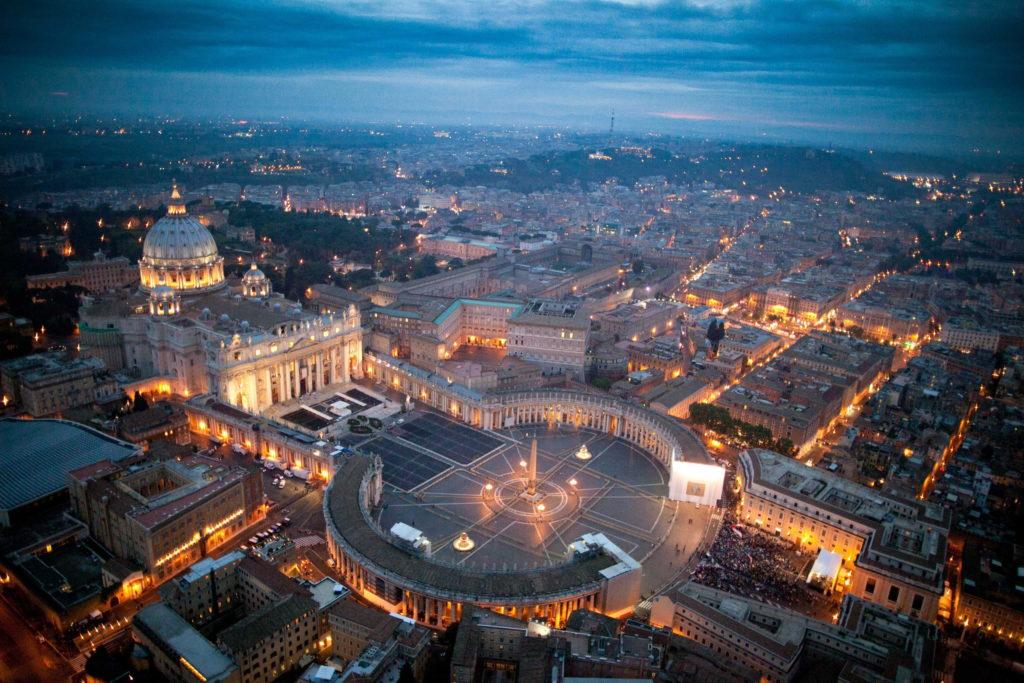 Conociendo el Vaticano