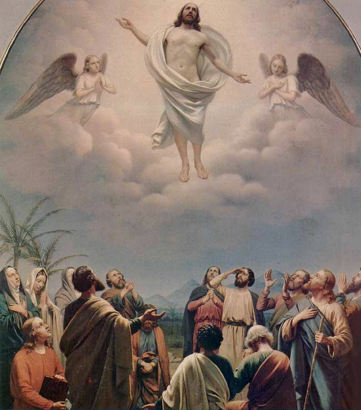 Фото ангела вознесение господне