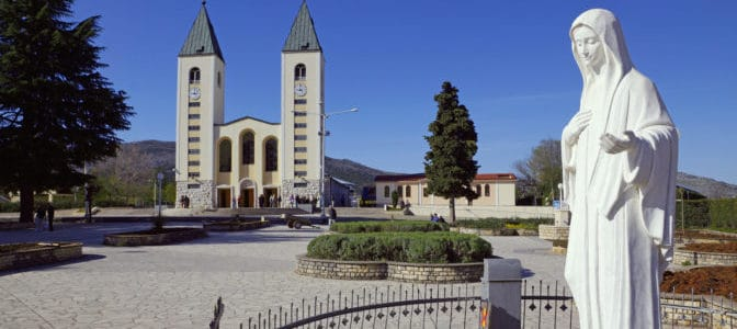 Medjugorje: El Vaticano podría aprobar sólo las primeras apariciones