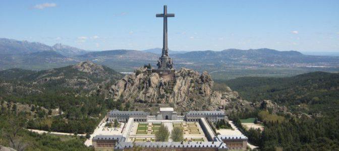 El TS rechaza el intento de exhumar a Franco del Valle de los Caídos