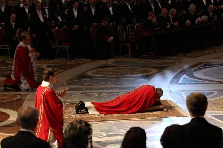 Acto penitencial Santa Misa