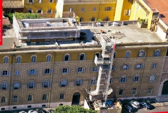 Arranca el juicio por los gastos del apartamento de Bertone