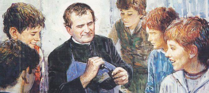 Se cumplen hoy 160 años de la muerte de Santo Domingo Savio