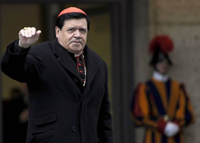 Descubra la biografía y obra de Norberto Rivera Carrera, arzobispo de la ciudad de México. Toda la información de la Santa Sede y la Iglesia, a su alcance.