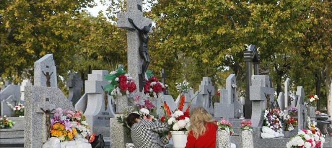 El rito islámico de enterramiento no es compatible con la ley española