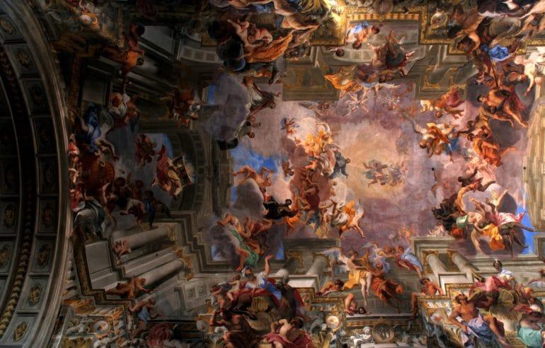 Pinturas que expresan la Gloria de Dios