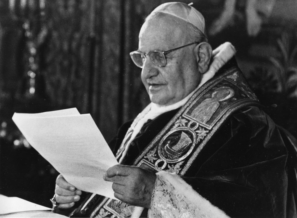El decálogo de la serenidad de Juan XXIII