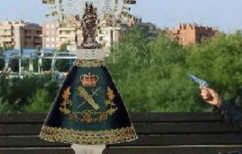 El podemita Joven Romero se ríe de la Virgen del Pilar
