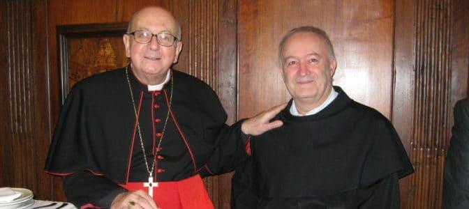 El Cardenal Nicora cumple 80 años y pierde su derecho a voto