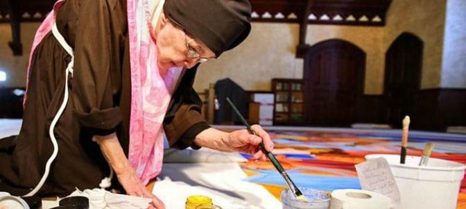 Estaba en camino del éxito artístico, pero al comulgar 'el Señor se hizo dueño de mi vida'
