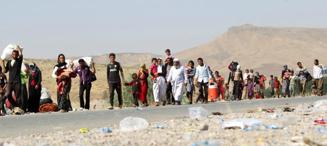 Regresan las primeras familias cristianas a la zona recuperada de Mosul