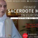 Celebran en Notre Dame el funeral por el sacerdote degollado por ISIS