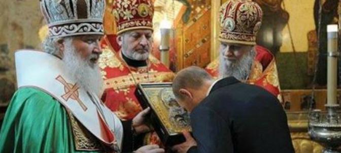 'Putin es consciente de la importancia de la Fe y sabe que el hombre necesita a Dios'