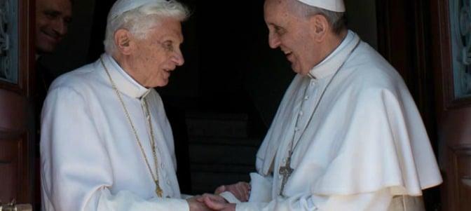 ¿Qué piensa Benedicto XVI sobre el Papa Francisco?