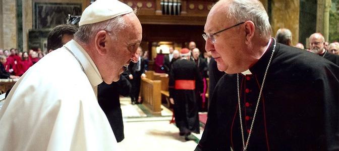 Farrell impide la apología LGTB en el Vaticano