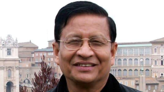¿Quién es Charles Maung Bo?