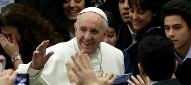 El Papa Francisco recibirá en audiencia a los Jefes de Estado y de Gobierno de Europa