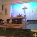 Visita del P. Luis Montes y celebración de la Eucaristía dominical en Bagdad