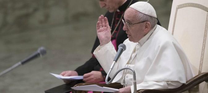 Papa Francisco: 'Que el Señor nos haga entender la relación entre oración y esperanza'