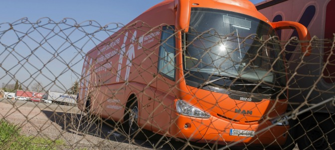 El autobús contra las leyes LGTB seguirá circulando por las ciudades de España