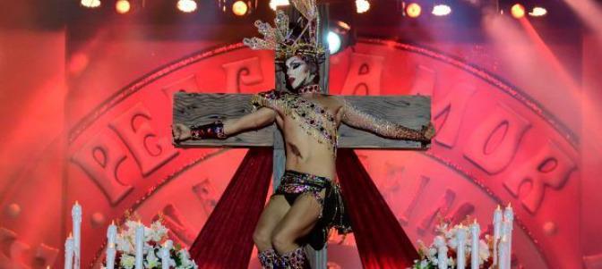 La Fiscalía investiga al Drag Queen que se burló de los católicos