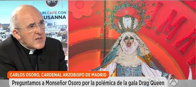 Osoro: 'Estoy de acuerdo con el obispo de Canarias'