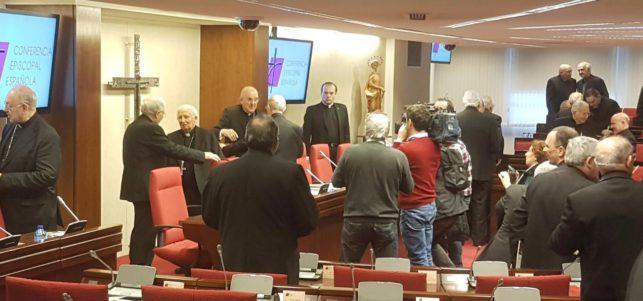 La Asamblea Plenaria que deja un nombre para el futuro de la Iglesia en España