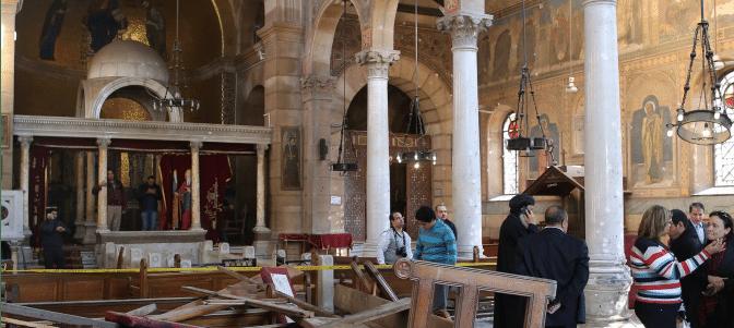 El Islam mata de nuevo: Domingo de Ramos sangriento para los coptos