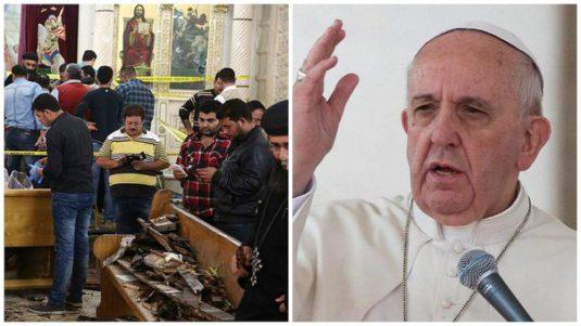 Arranca el viaje del Papa a Egipto