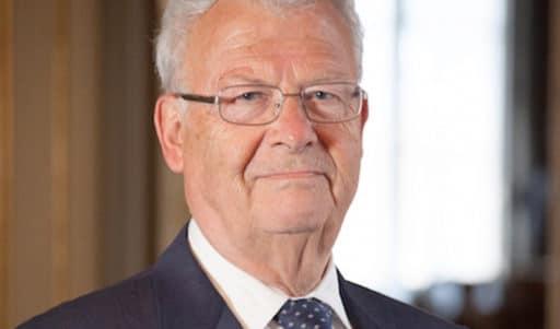 Hoffmann von Rumerstein encabeza la terna de las elecciones en la Orden de Malta