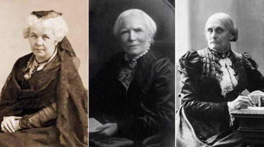 Siete mujeres precursoras del feminismo que fueron provida