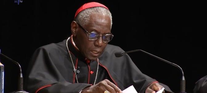 Benedicto XVI ensalza al Cardenal Sarah en el prólogo del libro