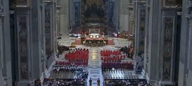 El Papa crea cinco nuevos cardenales: 'Jesús los llama a servir'
