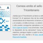 Correos se suma a la campaña para normalizar la Masonería