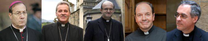 Los obispos del País Vasco y Navarra se unen por la libertad de educación