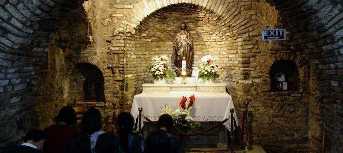 La casa de la Virgen, descubierta gracias a Ana Catalina Emmerick