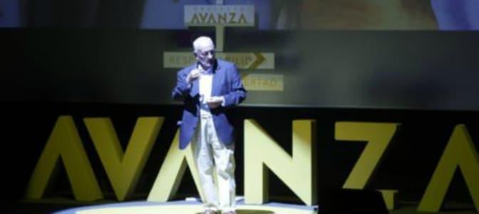 José María Blanco, hijo de Benigno, preside el partido político Avanza