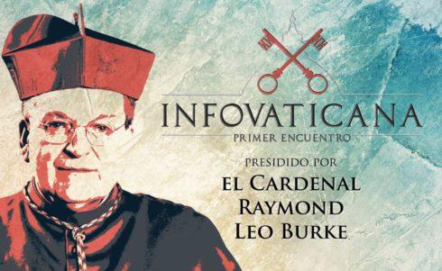 El cardenal Burke visita España invitado por InfoVaticana
