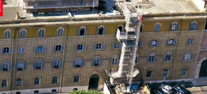 Profiti y Spina, imputados por la reforma del apartamento de Bertone