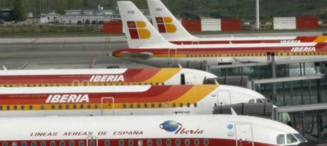 Iberia, sancionada por exigir test de embarazo a aspirantes a azafatas