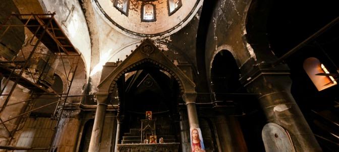"""Ayuda a la Iglesia Necesitada ultima un """"plan Marshall"""" para la reconstrucción de la Llanura de Nínive"""