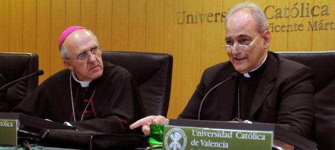 Sánchez Sorondo celebra que 'el magisterio del Papa es paralelo al de las Naciones Unidas'